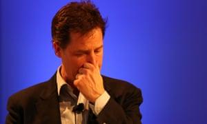 Nick Clegg Liberal Democrats general election