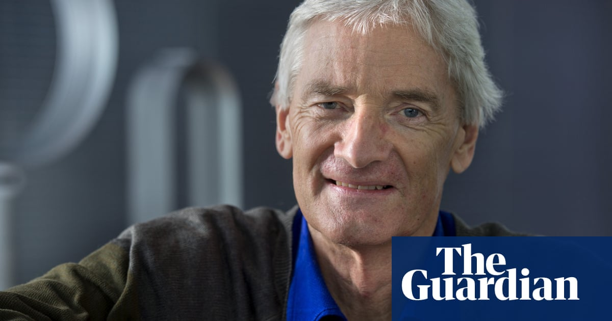 James Dyson Foundation Gives 12m For Creation Of Engineering School Technology The Guardian