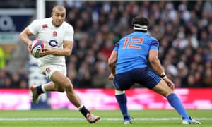 Jonathan Joseph's dazzling running gave England new impetus and lit up the Six Nations.