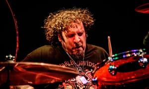 A.J. Pero of Twisted Sister.