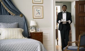 The butler in Lee Daniels' The Butler aka The Butler.