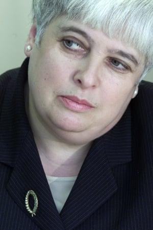 Barbara Roche.