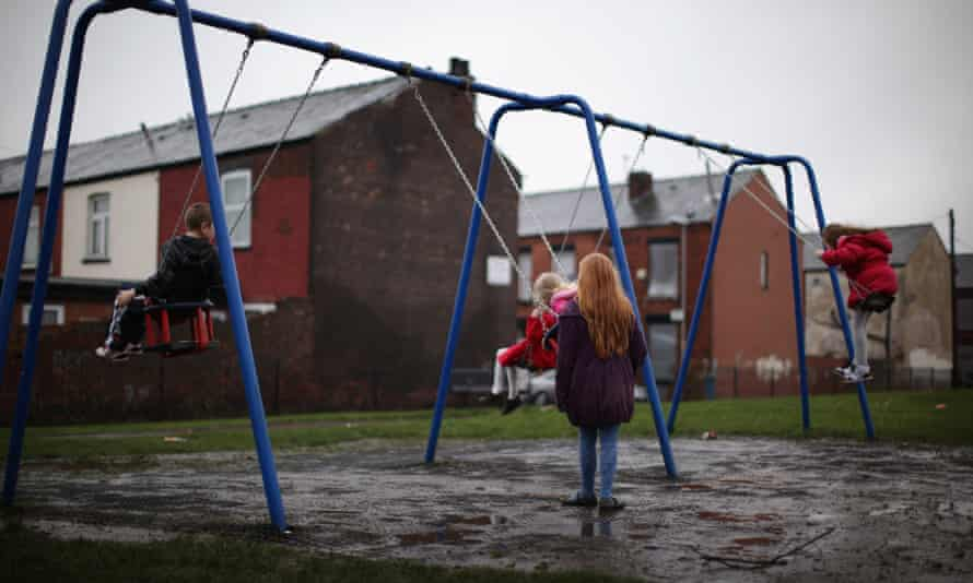 The report's authors say they are 'disappointed that children – in particular, disadvantaged children – have in certain areas suffered disproportionately'.