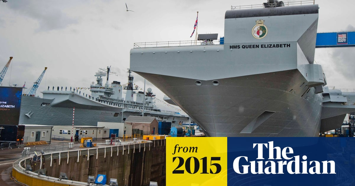 Prince of Wales aircraft carrier 'makes little sense