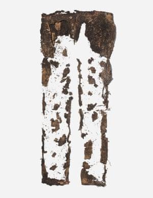 Freitag biodegradable trousers.