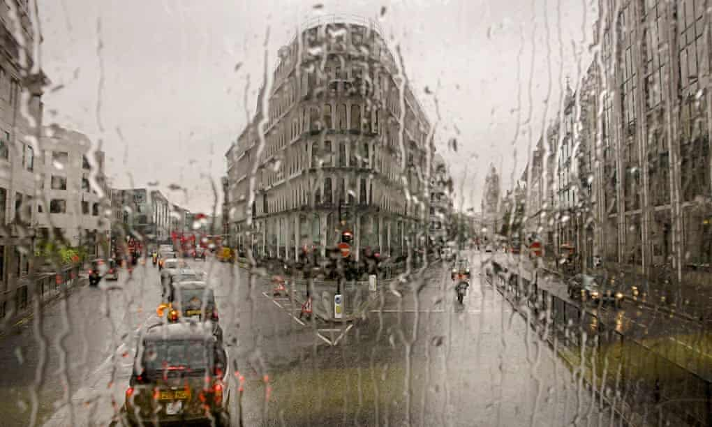 A view from the bus: double-decker visions of London life – in pictures