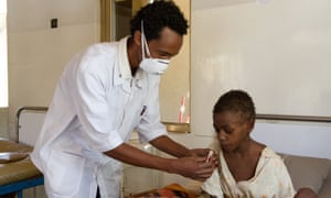 Nine-year-old Emu Debere recovers from tuberculosis at a clinic two hours south of Addis Ababa. Treatment in the country is now free, and new drugs on the market will reduce treatment time.