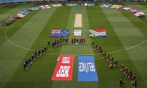 New Zealand v South Africa: Cricket World Cup semi-final