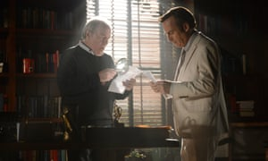 Chuck (Michael McKean) and Jimmy (Bob Odenkirk) in Better Call Saul