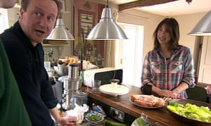 David Cameron's BBC interview with James Landale