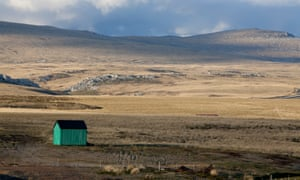 Argentina's rhetoric over the Falklands has been getting increasingly hostile.