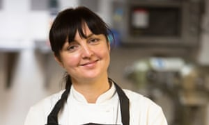 Aumbru chef Mary-Ellen McTague - soon to open up a new restaurant in the Roadhouse