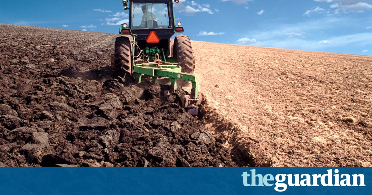 We re treating soil like dirt it s a fatal mistake for Soil uk tour 2016