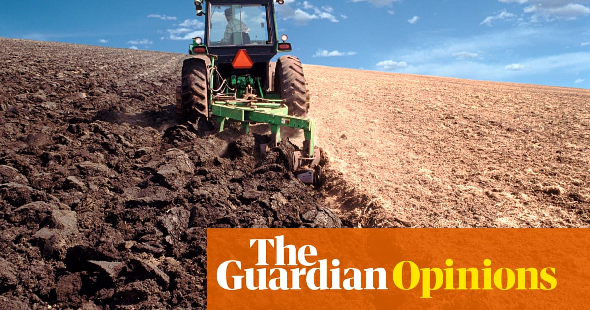 We're treating soil like dirt  It's a fatal mistake, because