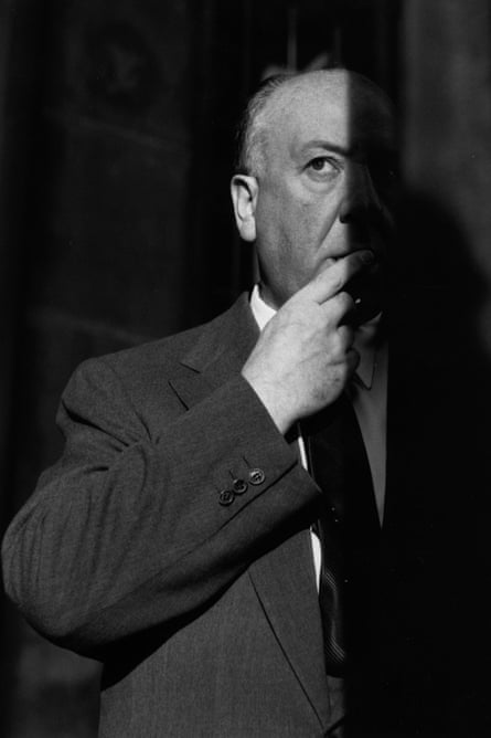 Alfred Hitchcock in 1955. Photograph: Thurston Hopkins/Getty Images