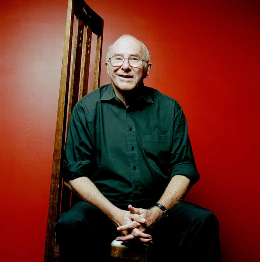 Clive James in 2006.
