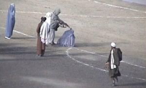 Afghanistan, execution of Zarmina