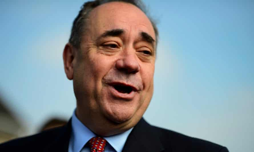 Alex Salmond said the fixed-term parliament could lead to the creation of an SNP-Labour bloc.