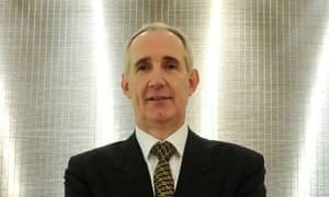Leo Quinn, the new Balfour Beatty chief executive.