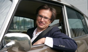 It will be down to Robert Peston to keep up the quotient of bizarre script delivery