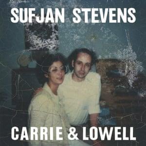 Sufjan Stevens Carrie & Lowell artwork