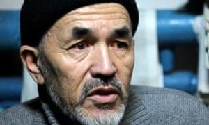 Jailed writer Azimjon Askarov.