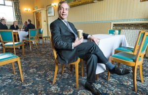 Nigel Farage at Ukip conference, Margate, February 2015