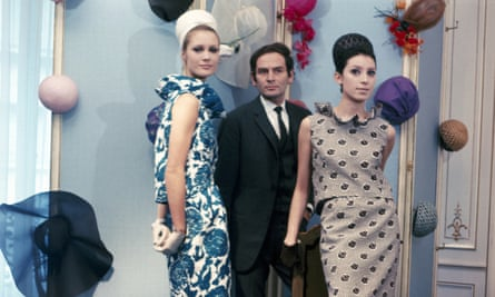 Fashion Archive There S More To Pierre Cardin Than Collarless Jackets Fashion The Guardian
