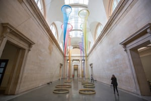 Christina Mackie's The Filters at Tate Britain.