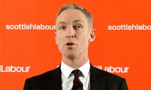 Scottish Labour leader Jim Murphy