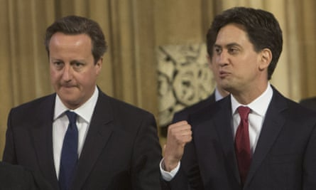 David Cameron may not want to debate head-to-head with Ed Miliband, but both men are happy to deploy litotes: one of the stealth bombers of the rhetorical world.