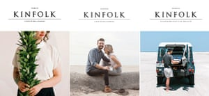Kinfolk … as simple as that