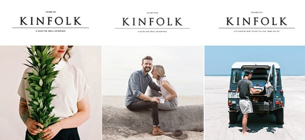39 Signs You Are In The Kinfolk Cult Fashion The Guardian