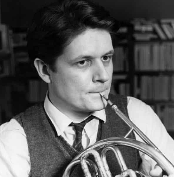 Gordon Mumma on French horn