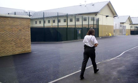 Yarl's Wood detention centre.