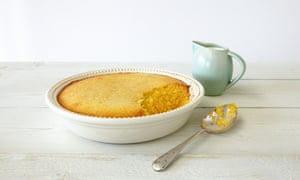 Thomasina Miers' St Clement's pudding cake