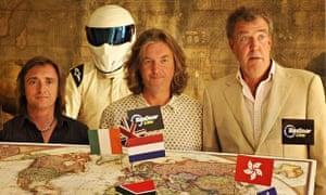 Top Gear Live World Tour launch - London