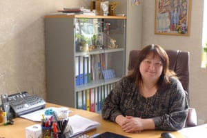 Galina Sokolova, RHAK