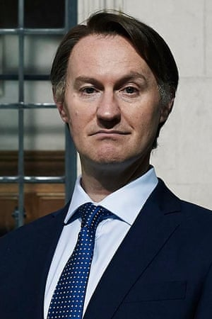Mark Gatiss as Peter Mandelson in Coalition.