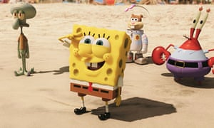 'The Spongebob Movie Sponge Out Of Water' -  Film - 2015