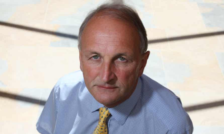 Chris Ham King's Fund NHS