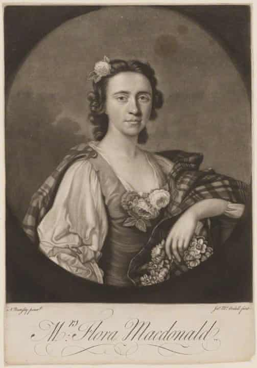 Flora Macdonald by James Macardell.