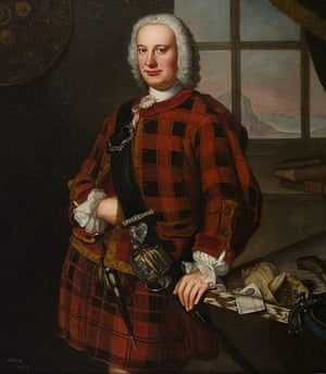 John Campbell of the Bank, about 1703-1777. Banker and businessman