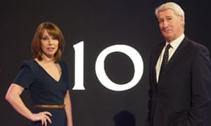 Kay Burley and Jeremy Paxman: TV election debate dream team?