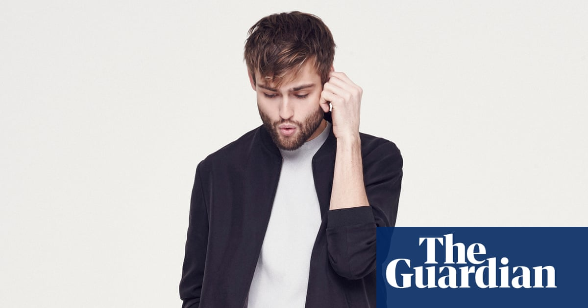 Douglas Booth: 'I'm a 90-year-old trapped in a young body' | Film