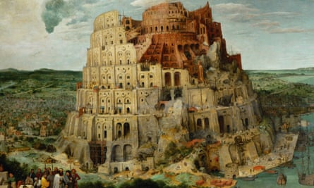 The Tower of Babel (1563) Imagno/Getty Images