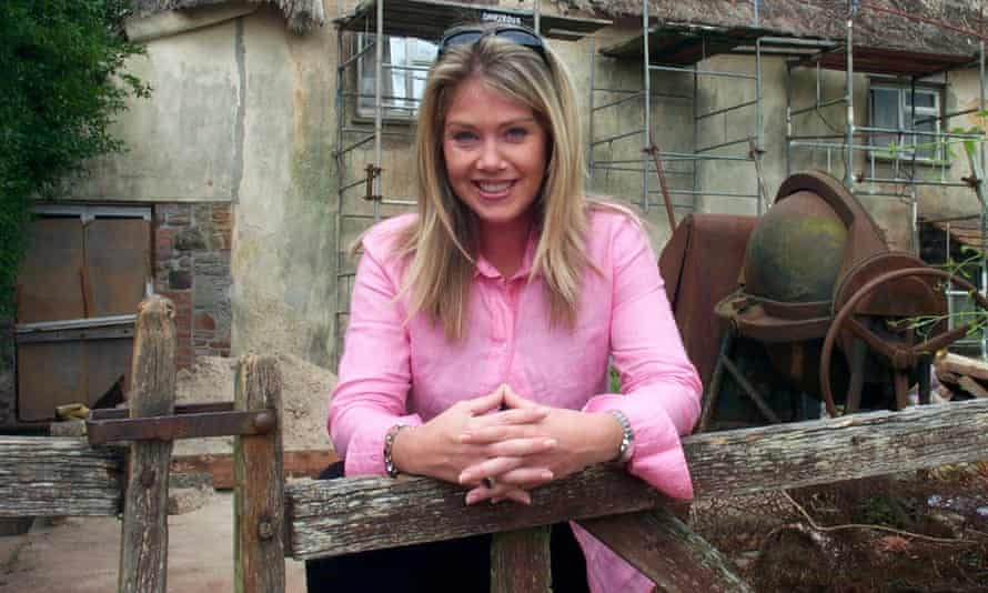 Lucy Alexander in Homes Under the Hammer