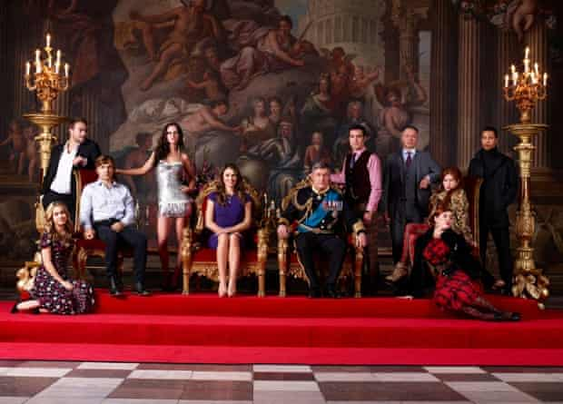 the royals tv review