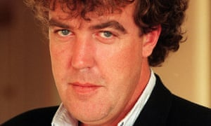 BBC Top Gear's Jeremy Clarkson in the 1990s: 'he always wanted to be a cross between Alan Whicker and Michael Parkinson'