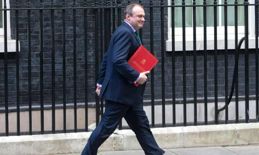 Energy secretary Ed Davey said the interconnector would benefit both Britain and Norway.